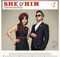 She & Him <i>Christmas Party</I> 6