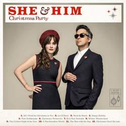She & Him <i>Christmas Party</I> 5