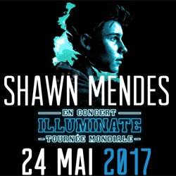 Shawn Mendes en concert le 24 mai 2017 à Paris 5