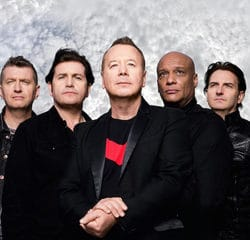 Simple Minds de retour avec l'album <i>Big Music</i> 9