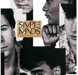Simple Minds <i>Once Upon A Time</i> 7