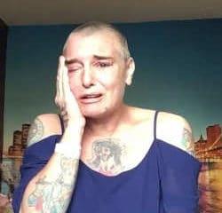 VIDEO : Sinead O'Connor en pleine déprime sur Facebook 8