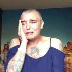 VIDEO : Sinead O'Connor en pleine déprime sur Facebook 6