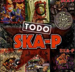 Ska-P <i>Todo Ska-P</i> 6