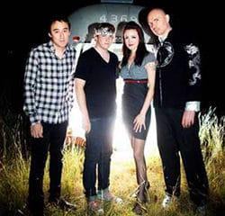 Les Smashing Pumpkins au Festival de Dour 12