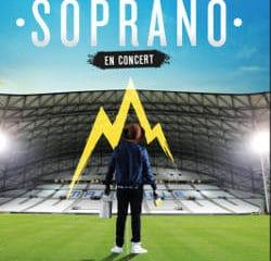 VIDEO : Soprano a mis le feu au Stade Vélodrome samedi 7