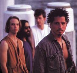 Soundgarden en concert au Zénith de Paris 19