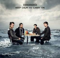 Stereophonics <i>Keep Calm And Carry On</i> 10