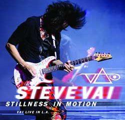 Steve Vai <i>Stillness In Motion</i> 5