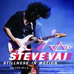 Steve Vai <i>Stillness In Motion</i> 6