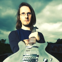 Steven Wilson en 2015 à l'Olympia 5