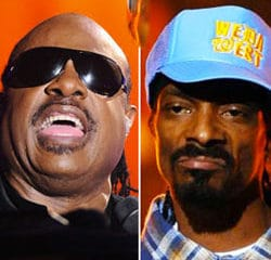 Snoop Dogg s'offre un duo avec Stevie Wonder 16