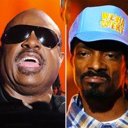Snoop Dogg s'offre un duo avec Stevie Wonder 5