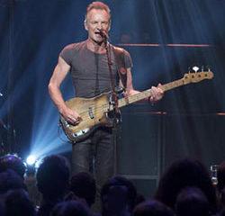 VIDEO : Revivez le concert de Sting au Bataclan 15