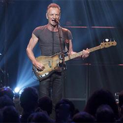 VIDEO : Revivez le concert de Sting au Bataclan 5