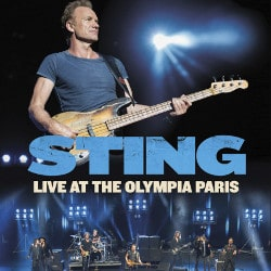 Sting : <i>Live At The Olympia Paris</i> 6