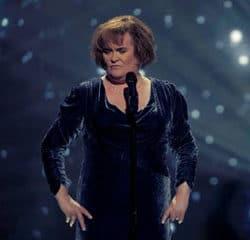Le grand retour de Susan Boyle 10