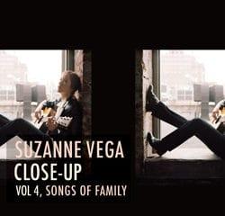 Suzanne Vega <i>Close-up Volume 4, Songs of Family</i> 9