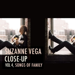 SUZANNE VEGA Close-up Volume 4, Songs of Family 5