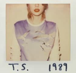 Taylor Swift <i>1989</i> 15