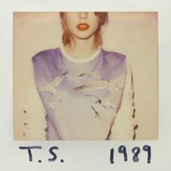 Taylor Swift <i>1989</i> 7