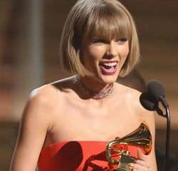 Taylor Swift clash Kanye West aux Grammy Awards 7