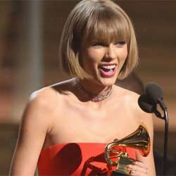 Taylor Swift clash Kanye West aux Grammy Awards 5