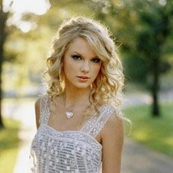 Taylor Swift en concert à Bercy le 17 mars 2011 5