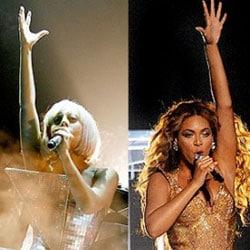 Beyonce Lady Gaga Video Phone 5