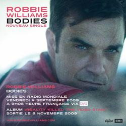 Robbie Williams <i>Bodies</i> 7