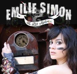 Emilie Simon <i>The Big Machine</i> 12