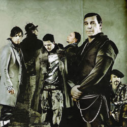 Rammstein est de retour avec un nouvel album 7