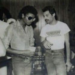 Freddie Mercury Michael Jackson 5