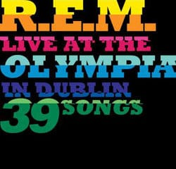 R.E.M Live At The Olympia 10