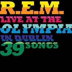 R.E.M Live At The Olympia 5