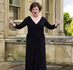 Susan Boyle <i>I Dreamed a Dream</i> 13