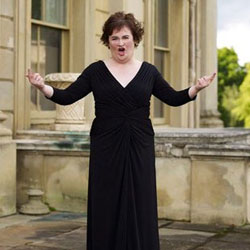 Susan Boyle <i>I Dreamed a Dream</i> 5