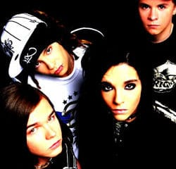 Tokio Hotel présente les dates de sa tournée 14