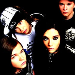 Tokio Hotel présente les dates de sa tournée 5