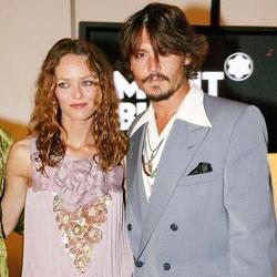 Vanessa Paradis et Johnny Depp en binome 5