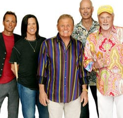 Les Beach Boys en concert à l'olympia