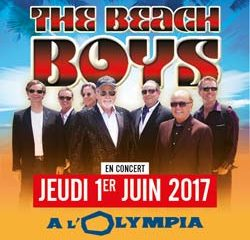Les Beach Boys de retour à Paris le 1er juin 2017 10