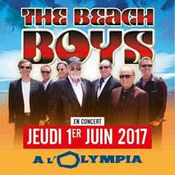 Les Beach Boys de retour à Paris le 1er juin 2017 7