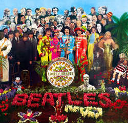 The Beatles : <i>Sgt. Pepper's Lonely Hearts Club Band</i> 12