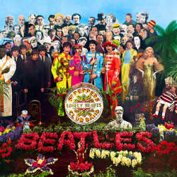 The Beatles : <i>Sgt. Pepper's Lonely Hearts Club Band</i> 6