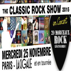 The Classic Rock Show de retour en France 5