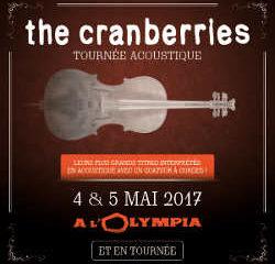 The Cranberries de retour pour une tournée acoustique 8