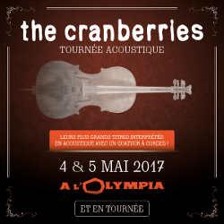 The Cranberries de retour pour une tournée acoustique 7