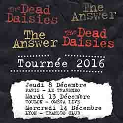 The Dead Daisies de retour pour 3 dates en France 6