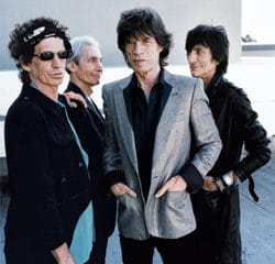 Les Rolling Stones repartent en tournée 17